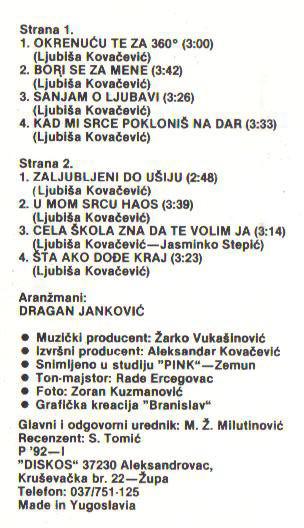 Jelena Brocic -Diskografija R-476722