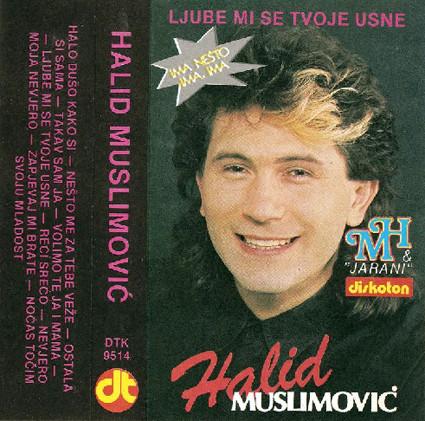 Halid Muslimovic - Diskografija R-477010