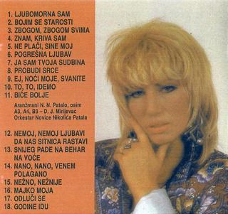 Nada Topcagic - Diskografija R-480119