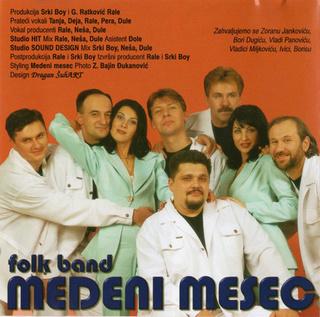 Medeni Mesec - Diskografija R-481511
