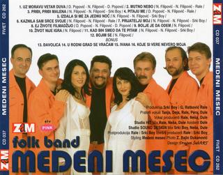 Medeni Mesec - Diskografija R-481513