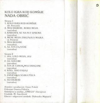 Nada Obric - Diskografija  R-487812
