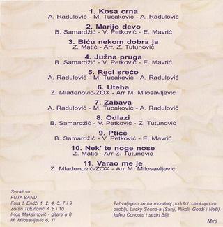 Mira Skoric - Diskografija  R-490912