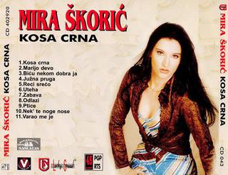 Mira Skoric - Diskografija  R-490914