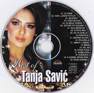 Tanja Savic - Diskografija  R-494719