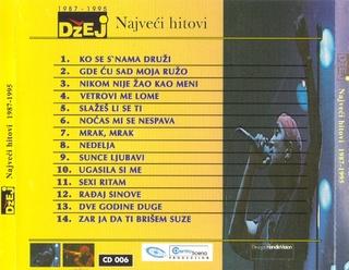 Dzej Ramadanovski - Diskografija  R-498811