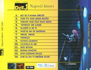 Dzej Ramadanovski - Diskografija  R-498814