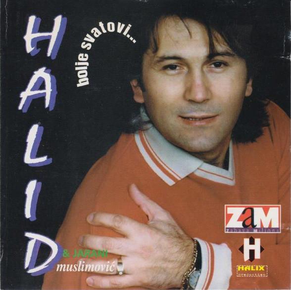 Halid Muslimovic - Diskografija R-499110
