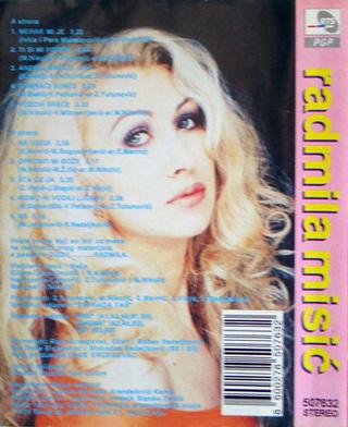Radmila Misic - Diskografija R-500321