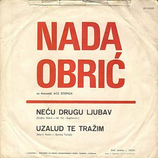 Nada Obric - Diskografija  R-504411
