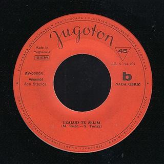 Nada Obric - Diskografija  R-504413