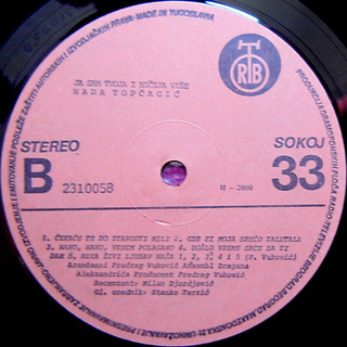 Nada Topcagic - Diskografija R-508112