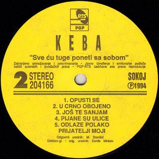 Dragan Kojic Keba - Diskografija R-523813