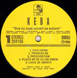 Dragan Kojic Keba - Diskografija R-523815