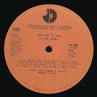 Extra Nena ( Snezana Beric ) - Diskografija  R-524313