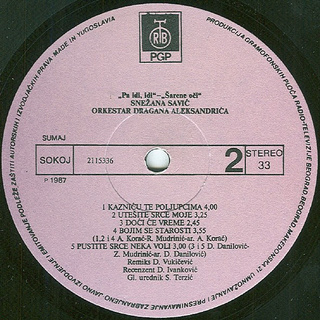 Snezana Savic - Diskografija R-528012