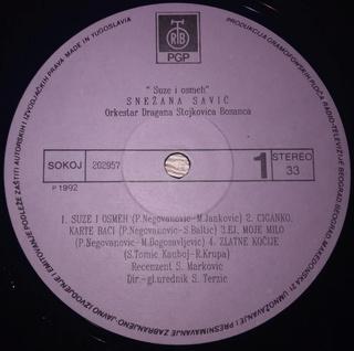 Snezana Savic - Diskografija R-528016