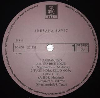 Snezana Savic - Diskografija R-528117