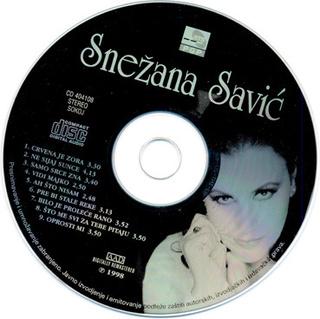 Snezana Savic - Diskografija R-528218