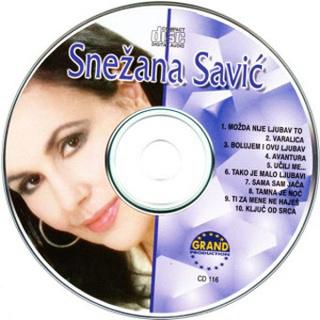 Snezana Savic - Diskografija R-528221