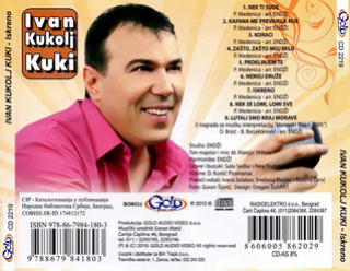 Ivan Kukolj Kuki - Diskografija  R-530812