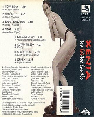 Ksenija Pajcin - Diskografija  R-533414