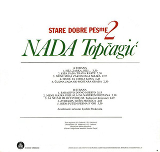 Nada Topcagic - Diskografija R-537914