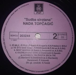 Nada Topcagic - Diskografija R-537923