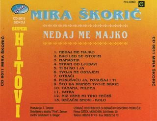 Mira Skoric - Diskografija  R-538021