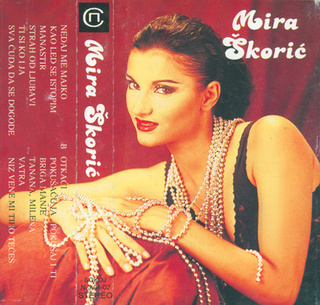 Mira Skoric - Diskografija  R-538022