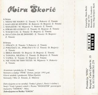 Mira Skoric - Diskografija  R-538026