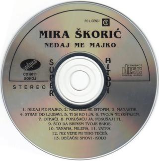 Mira Skoric - Diskografija  R-538027