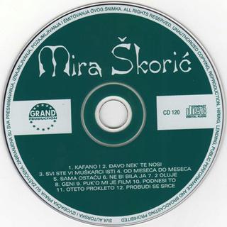 Mira Skoric - Diskografija  R-538045