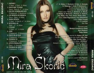 Mira Skoric - Diskografija  R-538047