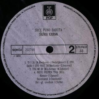 Saska Karan - Diskografija  R-538058