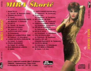 Mira Skoric - Diskografija  R-538510