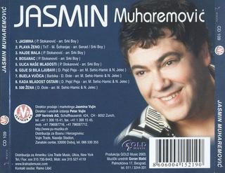 Jasmin Muharemovic - Diskografija R-539615