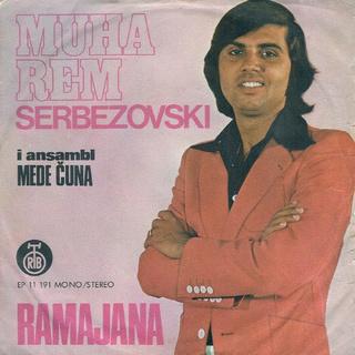 Muharem Serbezovski - Diskografija R-542010