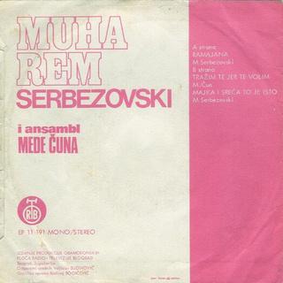 Muharem Serbezovski - Diskografija R-542011