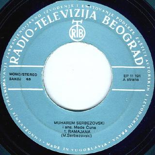 Muharem Serbezovski - Diskografija R-542012