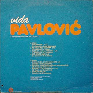 Vida Pavlovic - Diskografija 2 R-544810
