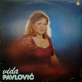 Vida Pavlovic - Diskografija 2 R-544811