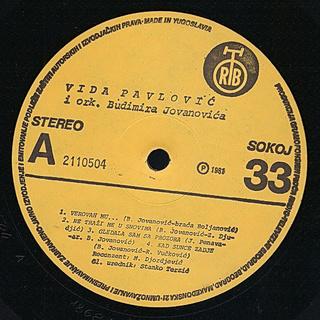 Vida Pavlovic - Diskografija 2 R-544813