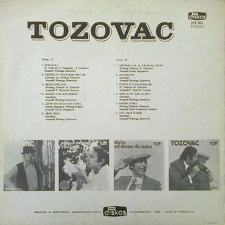 Predrag Zivkovic Tozovac - Diskografija R-545711
