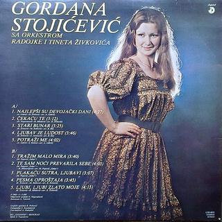 Gordana Stojicevic - Diskografija  - Page 2 R-546315