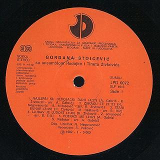 Gordana Stojicevic - Diskografija  - Page 2 R-546316