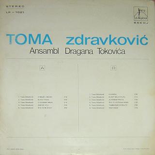 Toma Zdravkovic - Diskografija R-547611