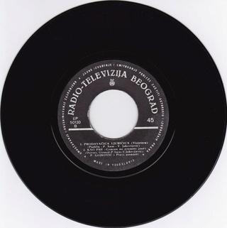Predrag Gojkovic Cune - Diskografija  R-548210