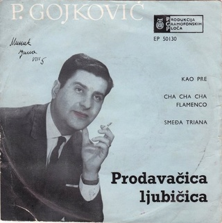 Predrag Gojkovic Cune - Diskografija  R-548212