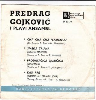 Predrag Gojkovic Cune - Diskografija  R-548213